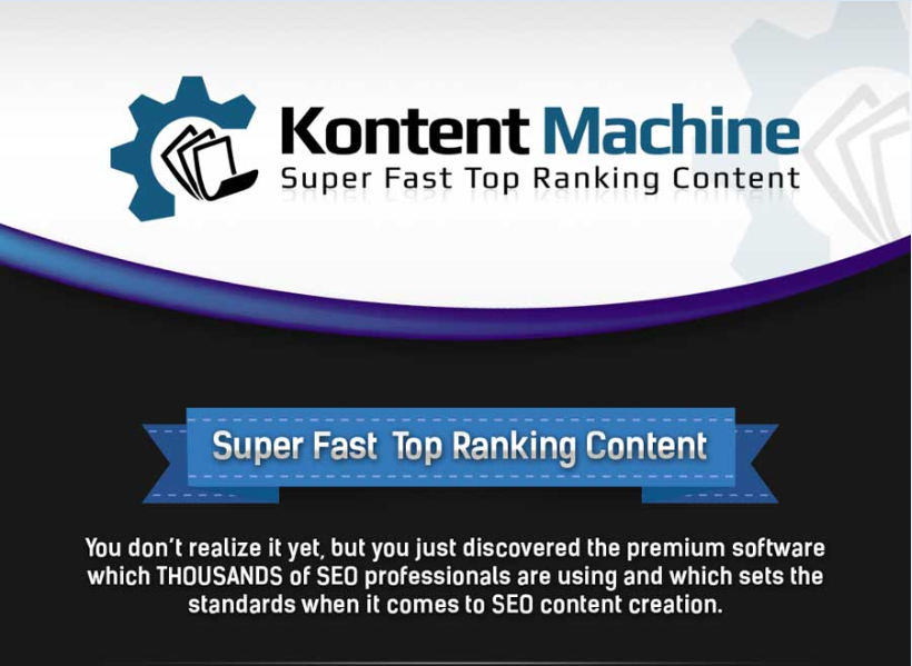 kontent machine discount